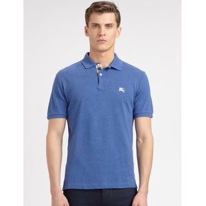 burberry brit men's polo